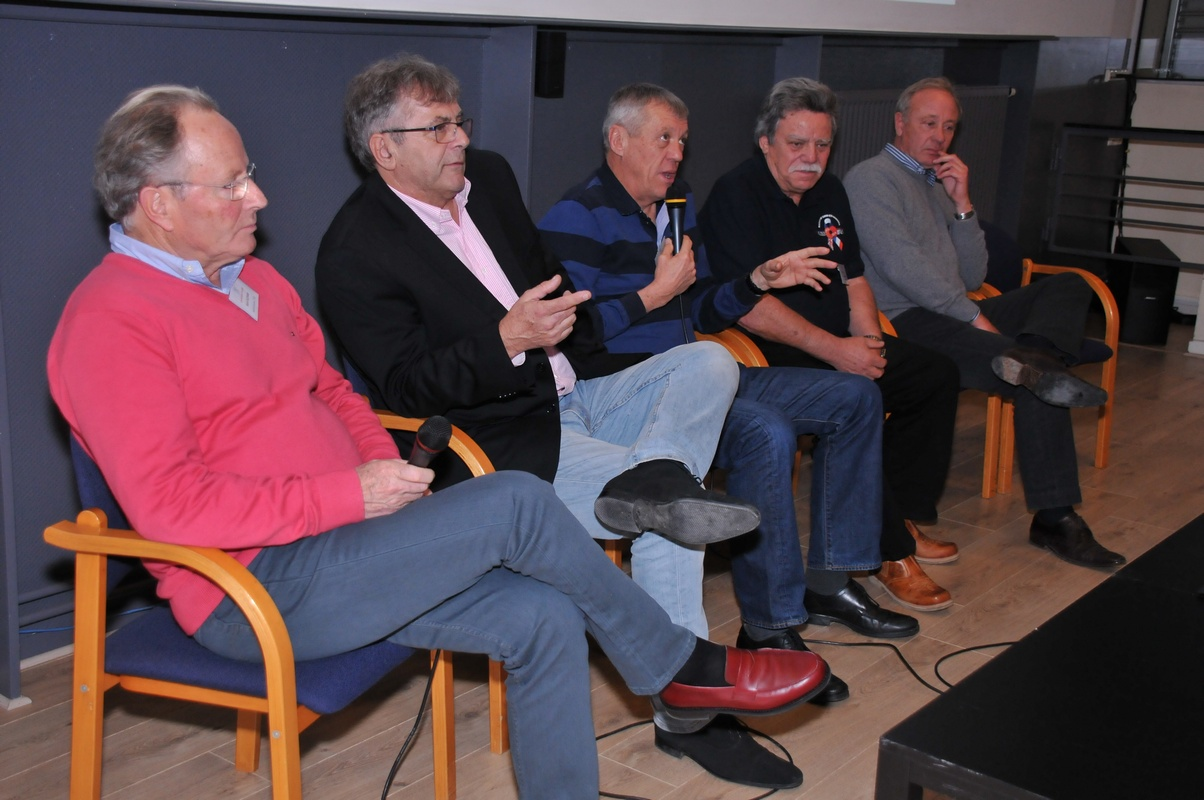 Table ronde DV