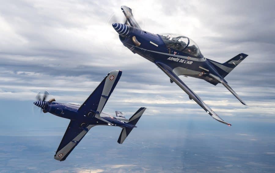 Nouvelle formation pour l'Armée de l'Air et de l'Espace : Les Mustang X'Ray