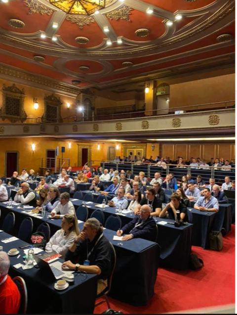 La Convention annuelle de l'EAC… Un Congrès international.