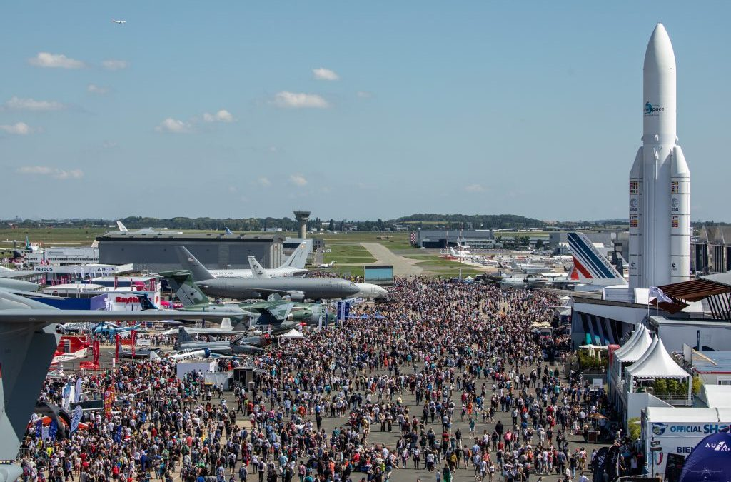 Le Salon International de l'Aviation et de l'Espace de Paris-Le Bourget 2021 n'aura pas lieu !
